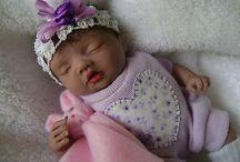 Clay Babies & Dolls