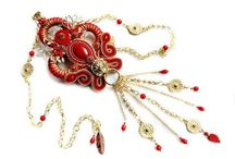 Soutache - Necklaces & Pendants