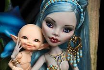 Dolls & Miniatures / Barbies, MH dolls & Bags, Clothes, Jewelry