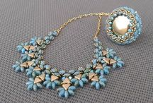 Beadweaving - Necklace