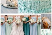 Wedding Color Palettes / Wedding Color Palettes