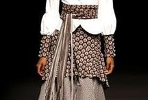 La Afrique / Fashion with an African twist
