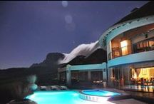 Bezweni Lodge / Bezweni Guest Lodge is situated on the slopes of the Hottentots Holland mountains, providing guests with the most breathtaking views of the entire False Bay area across to Table Mountain. The lodge is a haven of peace and tranquility and features five supremely comfortable and spacious rooms.   http://www.go2global.co.za/listing.php?id=759&name=Bezweni+Lodge