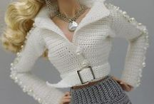 Barbie crochet