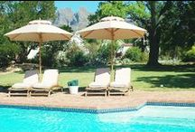 5 Mountains Lodge & Spa / Nestled in the foothills of the historic Bainskloof Pass is 5 Mountains Lodge. Framed by majestic mountain scenery, this 4 Star elegant country retreat is set among beautiful gardens and working vineyards.   http://www.go2global.co.za/listing.php?id=2220&name=5+Mountains+Lodge+%26+Spa