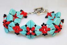 Beadweaving - Bracelets