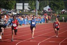 2014 National Summer Games: Athletics / Athletics