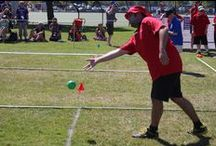 2014 National Summer Games: Bocce / Bocce