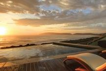 Periwinkle Guest Lodge / Situated in Plettenberg Bay, this lovely establishment is right on-side the beach front and offers breathtaking views of the ocean and its sunsets.   http://www.go2global.co.za/listing.php?id=1891&name=Periwinkle+Guest+Lodge