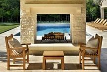 Outdoor/Fireplace Tips + Inspiration / Curb appeal is very important when you go to sell your home. But in the meantime, you and your family will be the ones who most appreciate how great your home looks when you turn into the driveway. National Gypsum's PURPLE® family of products gives your home an appealing edge outdoors as well as indoors.