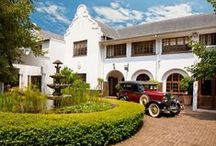 Kleinkaap Boutique Hotel / Inspired by the fairest Cape, the gracious Kleinkaap Cape Dutch Hotel exudes beauty and elegance.   http://www.go2global.co.za/listing.php?id=2325&name=Kleinkaap+Boutique+Hotel