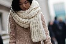 FALL/WINTER FASHION / The every day comfy & fashionable .