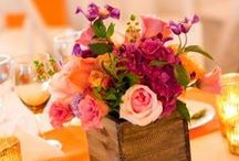 Centerpieces / Centerpieces are nice touches that bring an event together. They are wonderful ways to incorporate colors and themes to the tables at your events! -Centerpieces are re-pinned and are not from any of our past caterings unless stated otherwise-