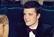 My pictures / #joshhutcherson / by Rozita Paul
