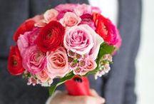 Bukiet Ślubny / Wedding Flowers / Piękne Kompozycje Kwiatowe w  Setkach Barw!