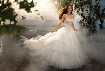 Bajkowy Ślub / Fairytale Weddings / Ślub z Bajki, czyli Fantazje, które na Ten Jeden Dzień przybrały Realne Kształty!