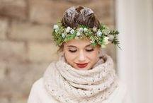 Zimowy Ślub / Winter Wedding / Polska Pogoda daje się we Znaki? Wykorzystaj ją na Piękny i Romantyczny Zimowy Ślub!