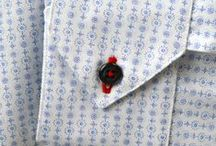 The Bespoke Edge :: Shirts / Shirts from The Bespoke Edge. Custom clothing menswear