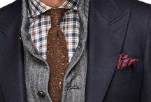 Men's fall style | Easy style tips and inspiration / dapper man, men's style, men's fashion, fall style for men, gq style, gq style hunt, dapper, sartorial, denver, well dressed men, bespoke, custom suits