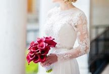 Wedding Dresses / Beautiful wedding dresses and bridal portraits shot by Boston's BKB & CO Photography