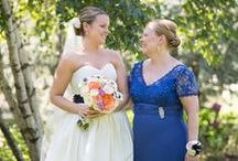 Mother of the Bride Dress / Mother of the Bride Dress shot by Boston's BKB & CO Photography