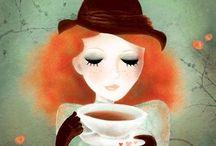 Coffee style / Art image box for coffee アートな想い出箱のようなコーヒー物語