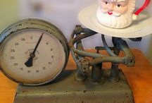 Shabby Scales / Scales to weigh your shabby treasures!
