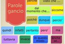 Grammatica / Le regole per usare bene la lingua italiana :)