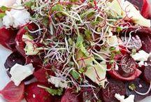 Salads, Vegetables and Wraps / Salads wraps veg