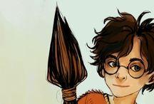 Harry Potter fanarts ♡