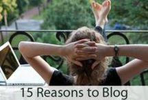 Blogging ~ tips, ideas, inspiration