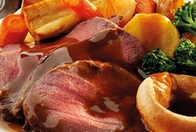 Beef / Can you get any better than a good steak? How about a roast with yorkshires? Or maybe a good stew? There's so many ways to cook beef, and here's just a few...