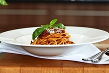 Pasta / Did you know that there are approximately 350 different types of pasta in the world? You better start working through them with some of the delicious recipes below...