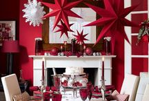 Christmas Decor Ideas / by Kerrie Cleveland