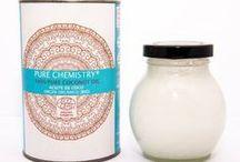 Aceites Orgánicos para Piel y Cabello