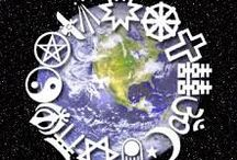 Major World Religions / by Garrett Soulen