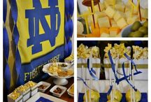 Football Season = Party Time!! / by Kerrie Cleveland