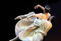 """Ballet Dance / Christian Lacroix: """"Since I was a child I've loved going to the opera, theatre and ballet."""""""