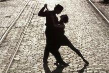 "Ballroom Dance / Satchel Paige: ""Work like you don't need the money. Love like you've never been hurt. Dance like nobody's watching."""