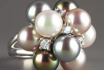 """Pearls-aholic / Jackie Kennedy: """"Pearls are always appropriate."""""""
