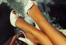 All about Shoes / These shoes are made for walking...