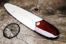 - surf board design -