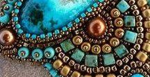 Craft - amazing world of beads / Beaded Jewellery, beaded bracelets, beaded earrings, seed beads, beads, loom, peyote bracelets, brick stitch, beading, tutorials, patterns, craft, beaded jewelry.