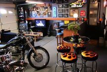To the Man Cave!! / Things for the Man Cave! / by Hot Carl