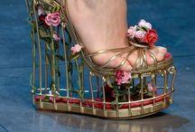 Creative shoes / SHOE ART & DESIGN