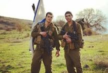 The IDF (Israeli Defense Force) / by Garrett Soulen