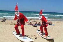 CHRISTMAS Nth & Sth Hemisphere / Christmas everywhere...