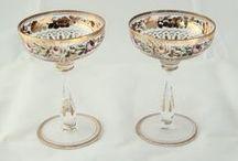 LOVELY GLASSWARE / Beautiful wine glasses