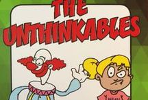 #Superflex & The Unthinkables / The Team of Unthinkables and what they do...