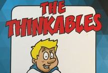 #Superflex and the Thinkables / Superflex is more than a superhero! It's a curriculum designed to teach younger (primarily 3rd-5th grade) students how to regulate their behaviors and become stronger social problem solvers. Professionals and parents alike use this engaging teaching approach to help students learn about their own inner Superflex (their superheroic, flexible social thinking) and the related strategies they can use to outwit and outsmart various social challenges, represented by Unthinkable characters.